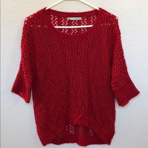 Red sweater holidays